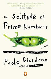 Cover art for THE SOLITUDE OF PRIME NUMBERS