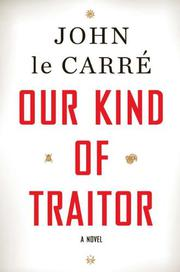Cover art for OUR KIND OF TRAITOR