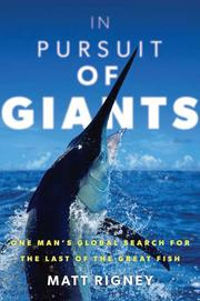 Book Cover for IN PURSUIT OF GIANTS