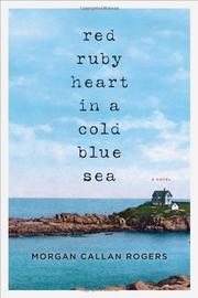 Cover art for RED RUBY HEART IN A COLD BLUE SEA