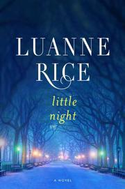 Cover art for LITTLE NIGHT