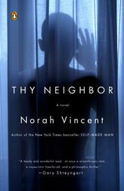 Book Cover for THY NEIGHBOR