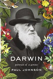Cover art for DARWIN