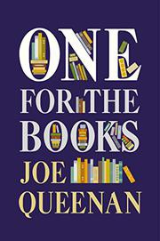 Cover art for ONE FOR THE BOOKS