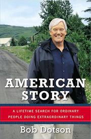 Cover art for AMERICAN STORY