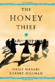 Cover art for THE HONEY THIEF