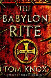 Cover art for THE BABYLON RITE