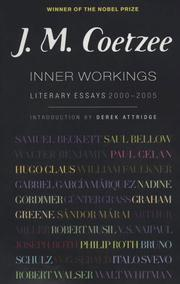 Cover art for INNER WORKINGS