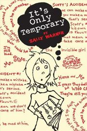 Cover art for IT'S ONLY TEMPORARY