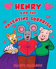 Cover art for HENRY AND THE VALENTINE SURPRISE