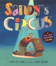Cover art for SANDY'S CIRCUS
