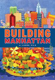 Cover art for BUILDING MANHATTAN
