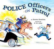 Book Cover for POLICE OFFICERS ON PATROL