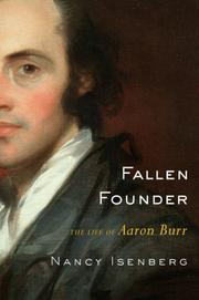 Cover art for FALLEN FOUNDER