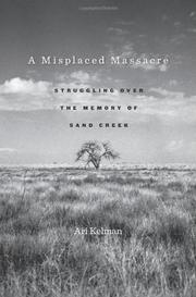 Book Cover for A MISPLACED MASSACRE