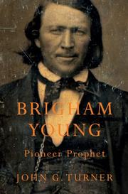 Book Cover for BRIGHAM YOUNG
