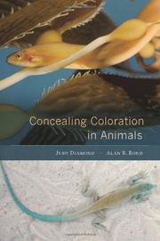 Cover art for CONCEALING COLORATION IN ANIMALS