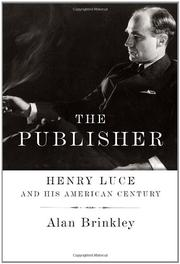 Cover art for THE PUBLISHER