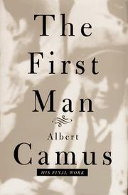 Book Cover for THE FIRST MAN