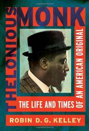 Cover art for THELONIOUS MONK