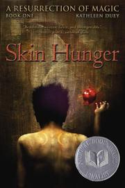 Cover art for SKIN HUNGER