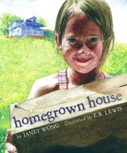 Cover art for HOMEGROWN HOUSE