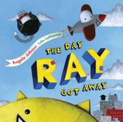 Cover art for THE DAY RAY GOT AWAY