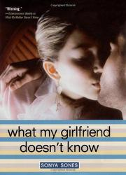 Book Cover for WHAT MY GIRLFRIEND DOESN'T KNOW