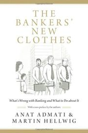 Cover art for THE BANKERS' NEW CLOTHES
