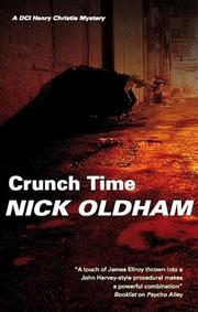 Cover art for CRUNCH TIME
