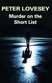 Cover art for MURDER ON THE SHORT LIST