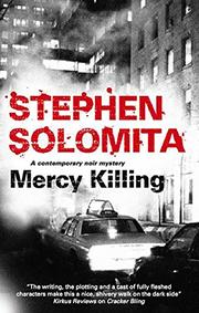 Cover art for MERCY KILLING