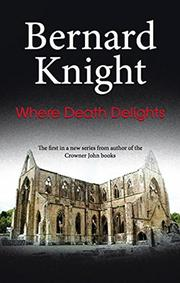 Cover art for WHERE DEATH DELIGHTS