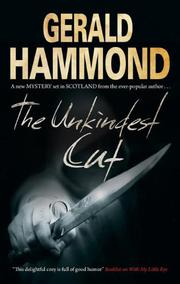 Book Cover for THE UNKINDEST CUT
