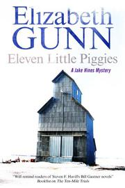 Cover art for ELEVEN LITTLE PIGGIES