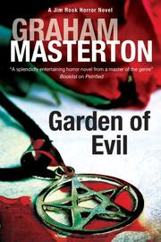 Cover art for GARDEN OF EVIL