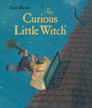 Book Cover for THE CURIOUS LITTLE WITCH
