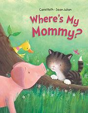 Book Cover for WHERE'S MY MOMMY?