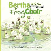 Cover art for BERTHA AND THE FROG CHOIR