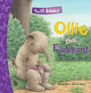 Book Cover for OLLIE THE ELEPHANT