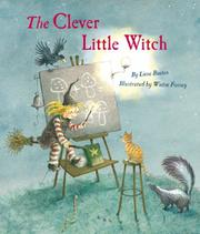 Cover art for THE CLEVER LITTLE WITCH