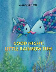 Cover art for GOOD NIGHT, LITTLE RAINBOW FISH
