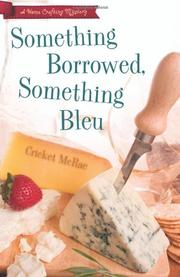 Cover art for SOMETHING BORROWED, SOMETHING BLEU