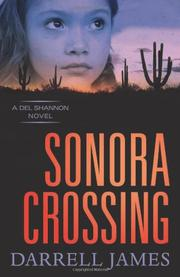 Book Cover for SONORA CROSSING