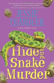 Book Cover for HIDE AND SNAKE MURDER