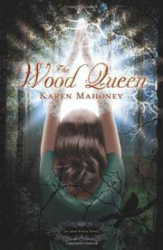 Cover art for THE WOOD QUEEN