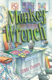 Book Cover for MONKEY WRENCH