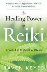 Cover art for THE HEALING POWER OF REIKI