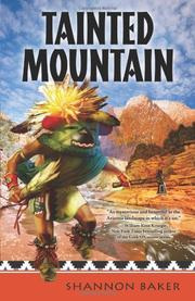 Cover art for TAINTED MOUNTAIN