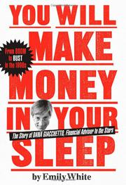 Book Cover for YOU WILL MAKE MONEY IN YOUR SLEEP